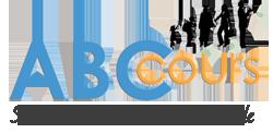 ABC Cours à domicile – Soutien scolaire, Cours particuliers Logo