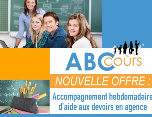 NOUVELLE OFFRE : Accompagnement Hebdomadaire en Agence !