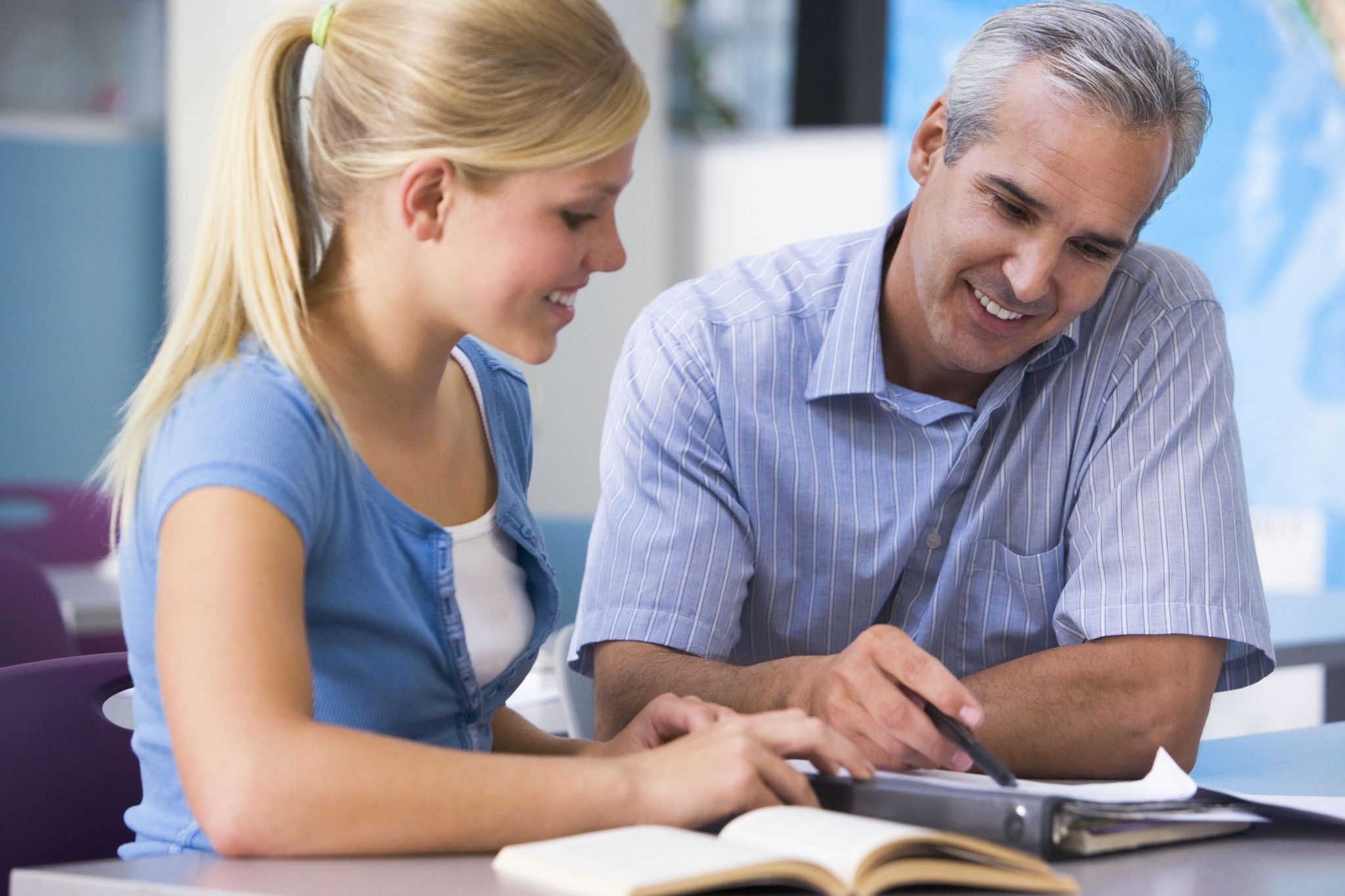 Soutien scolaire à domicile - les enseignants