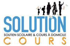 Solution cours - soutien scolaire à domicile