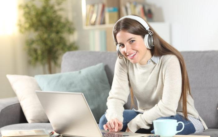 cours partiucliers a distance webcam