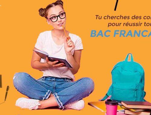 Stage : Objectif préparation au BAC FRANCAIS !